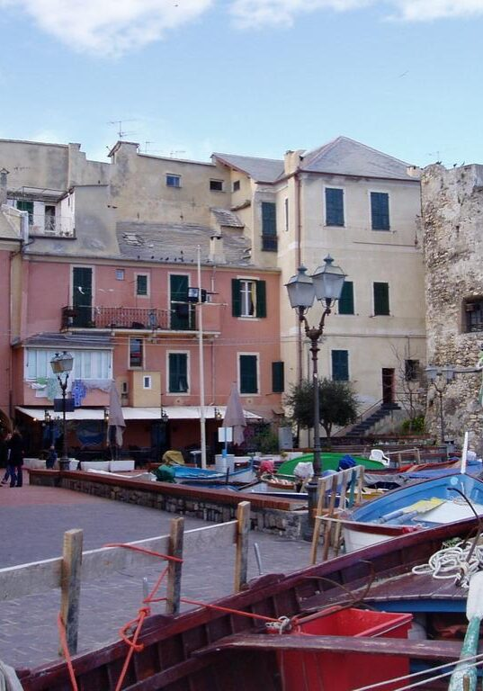 Laigueglia Liguria scorcio mare - Residence Paradiso