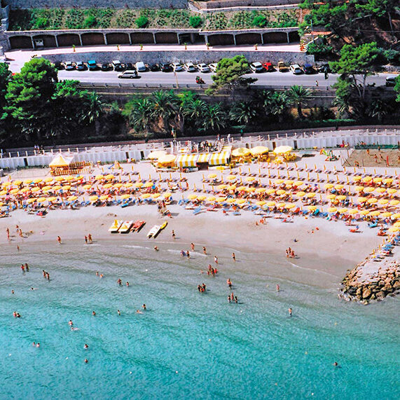 Bagni marinella - laigueglia - residence Paradiso